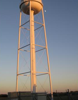 Water Tower Fencing